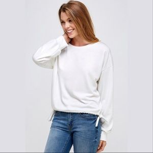 Tops - Brushed Knit Top